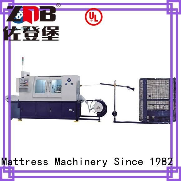 YUANTIAN Mattress Machines Automatic High Speed Pocket Spring Machine bulk production easy-operation