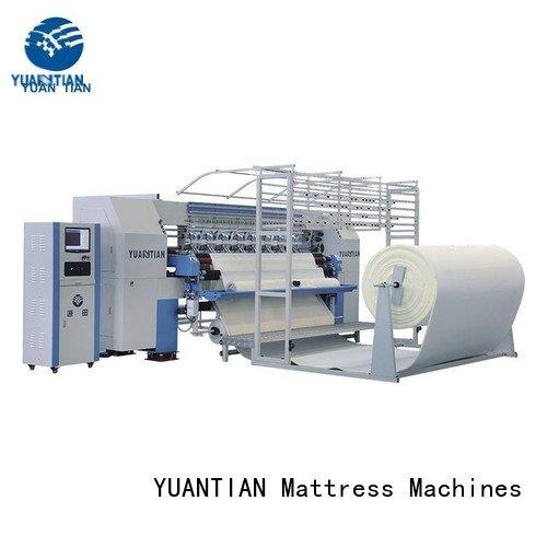 lockstitch dzhf2h quilting machine for mattress mattress YUANTIAN Mattress Machines