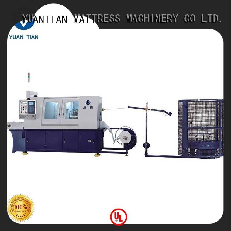 YUANTIAN Mattress Machines Automatic Pocket Spring Production Line bulk production factory
