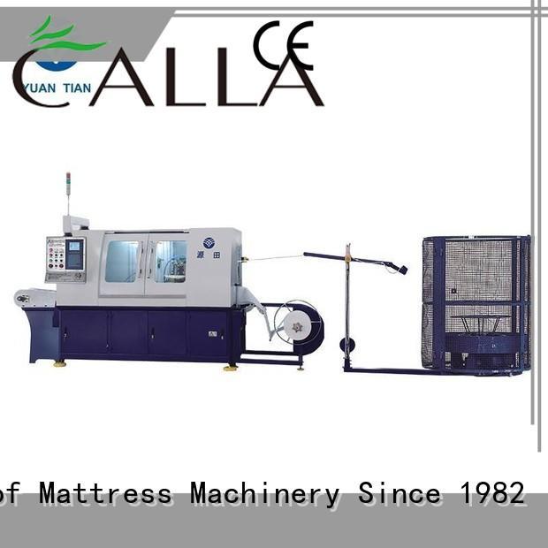 useful Automatic Pocket Spring Production Line for wholesale workshop