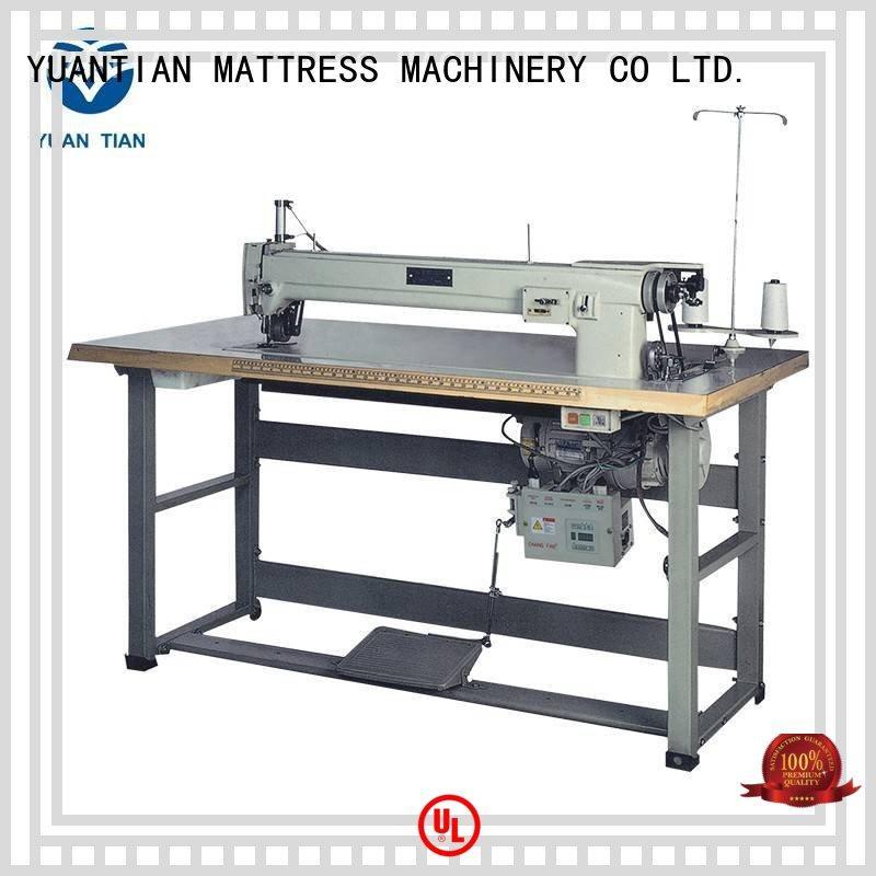 long sewing mattress singer  mattress  sewing machine price YUANTIAN Mattress Machines manufacture