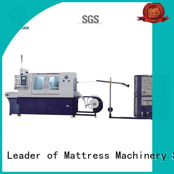 Automatic Pocket Spring Machine coiler assembler Automatic High Speed Pocket Spring Machine manufacture