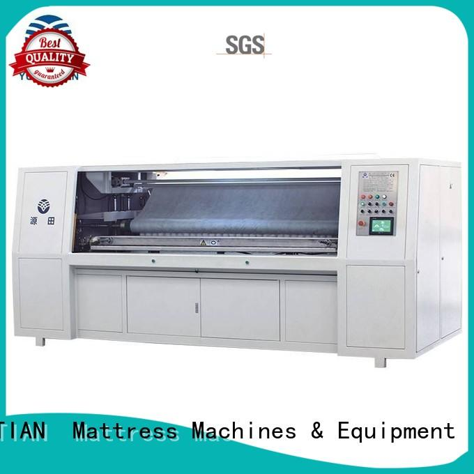 solid Automatic Pocket Spring Assembling Machine certifications yuantian
