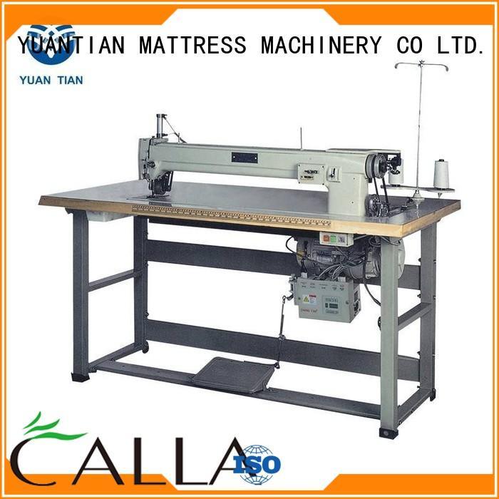 YUANTIAN Mattress Machines advanced Mattress Sewing Machine from manufacturer faculty