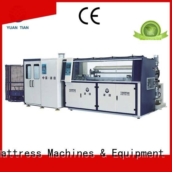 bonnell bonnell spring coiling machine long-term-use yuantian YUANTIAN Mattress Machines