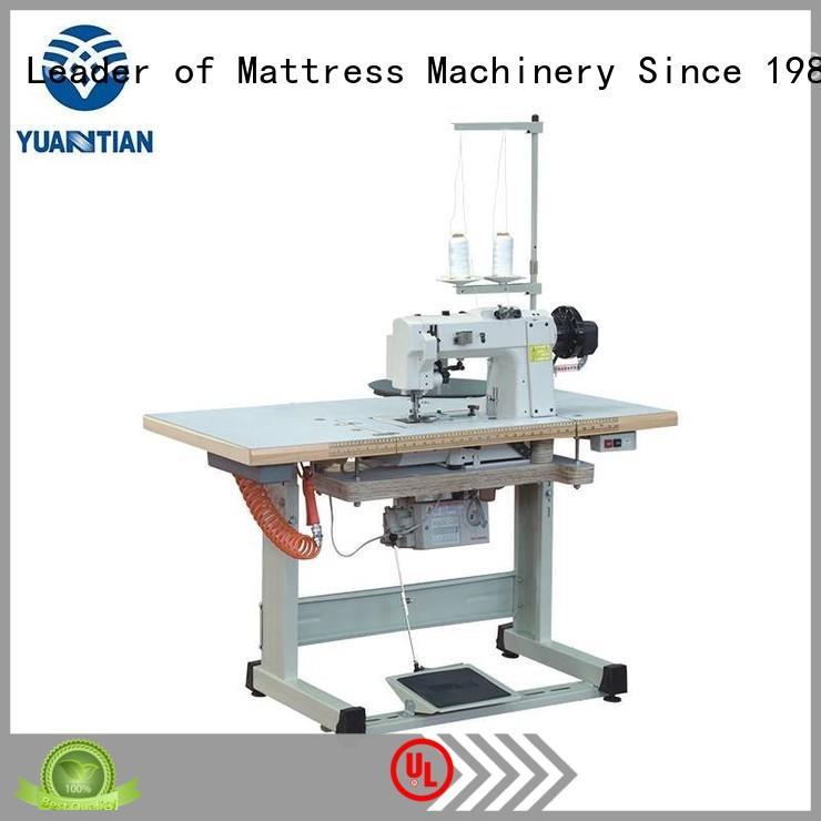 YUANTIAN Mattress Machines mattress tape edge machine bulk production workforce
