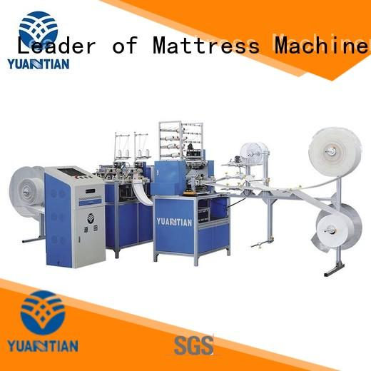 multineedle quilting machine for mattress price heads singleneedle YUANTIAN Mattress Machines Brand