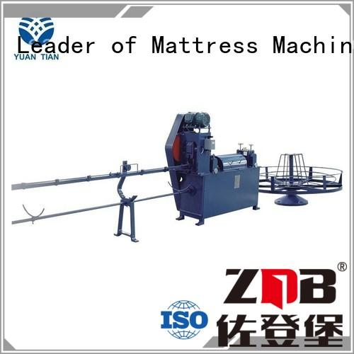 straightening wire mattress packing machine YUANTIAN Mattress Machines Brand