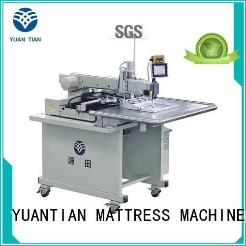 YUANTIAN Mattress Machines reliable 8 stitch sewing machine for mattress workshop