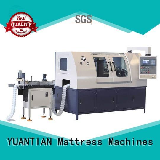YUANTIAN Mattress Machines Automatic High Speed Pocket Spring Machine workforce