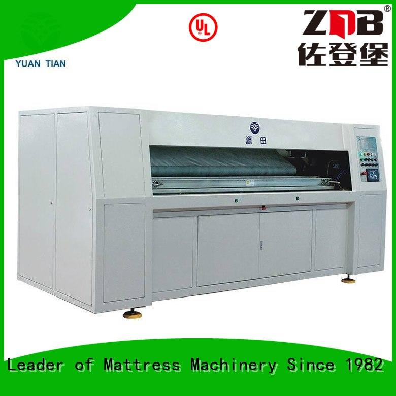 YUANTIAN Mattress Machines rows Automatic Pocket Spring Assembling Machine factory factory
