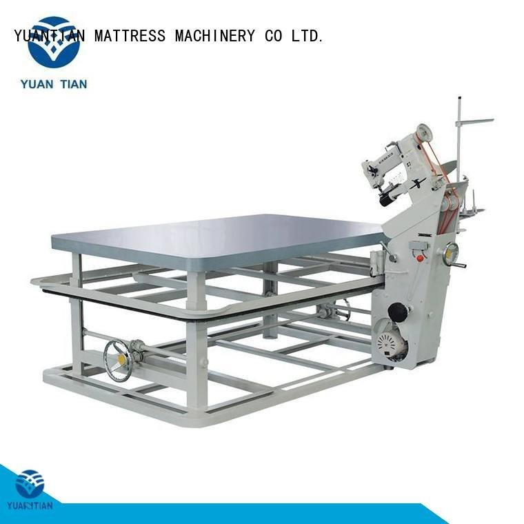 mattress tape edge machine machine table YUANTIAN Mattress Machines Brand