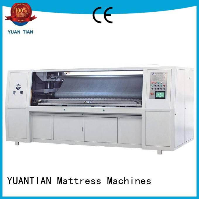 YUANTIAN Mattress Machines fine- quality Pocket Spring Assembling Machine equipment workshop