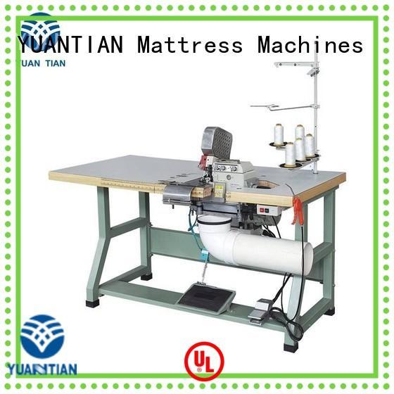 YUANTIAN Mattress Machines flanging machine china from manufacturer yuantian