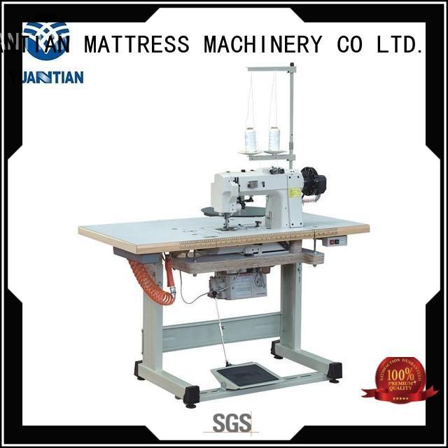 top table binding mattress tape edge machine YUANTIAN Mattress Machines Brand