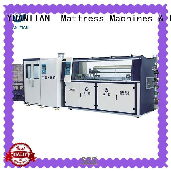 YUANTIAN Mattress Machines industry-leading Bonnell Spring Machine from manufacturer workforce