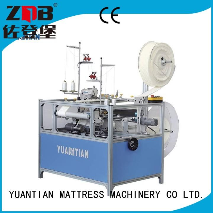 scientific Double Sewing Heads Flanging Machine bulk production faculty