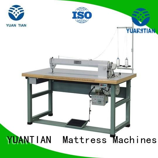 YUANTIAN Mattress Machines advanced mattress sewing machine manufacturers from manufacturer faculty