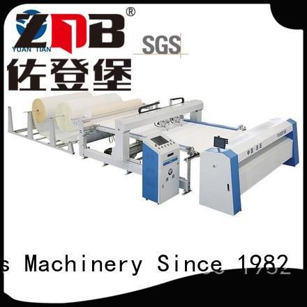DZHF-2H  Double Heads Single-Needle Quilting Machine