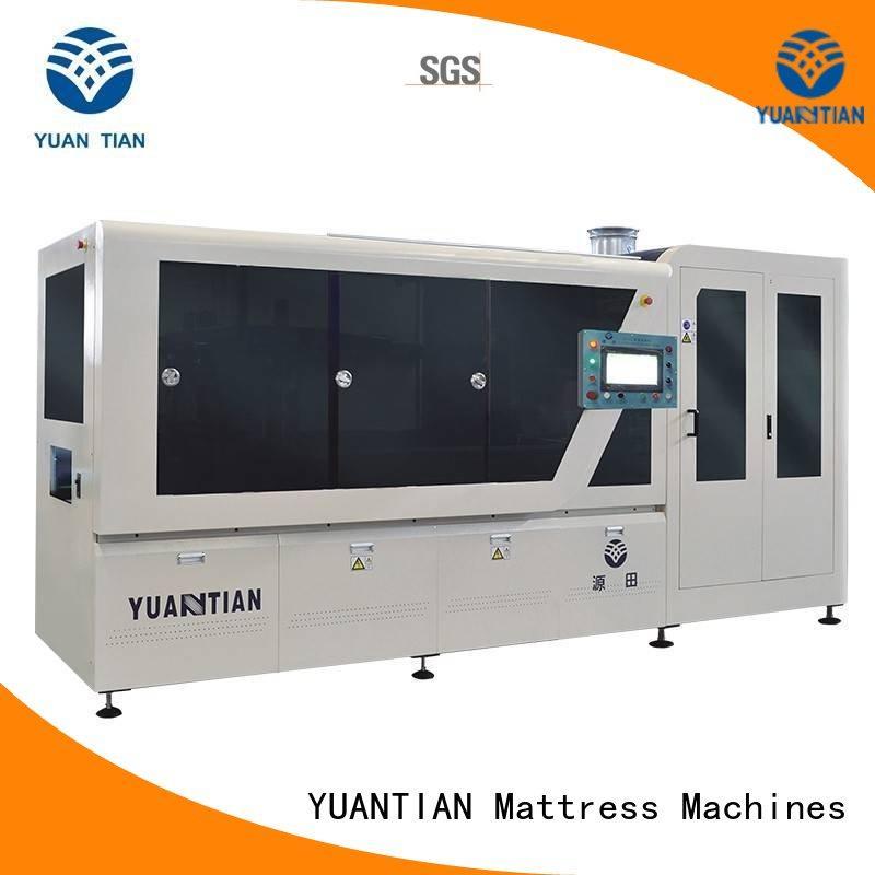coiling machine Automatic High Speed Pocket Spring Machine assembler YUANTIAN Mattress Machines