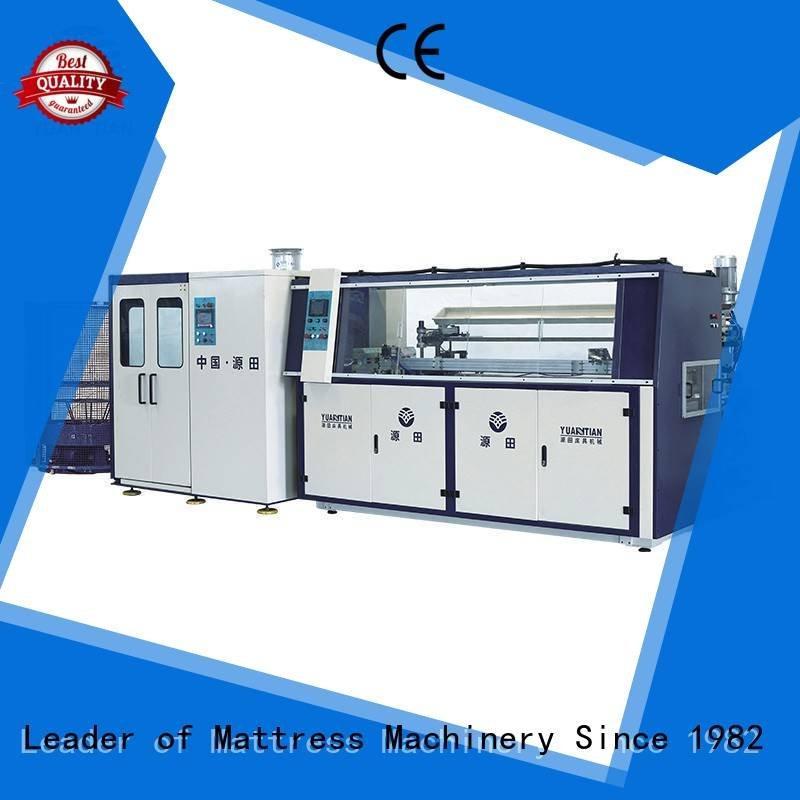 bonnell spring machine spring machine automatic YUANTIAN Mattress Machines