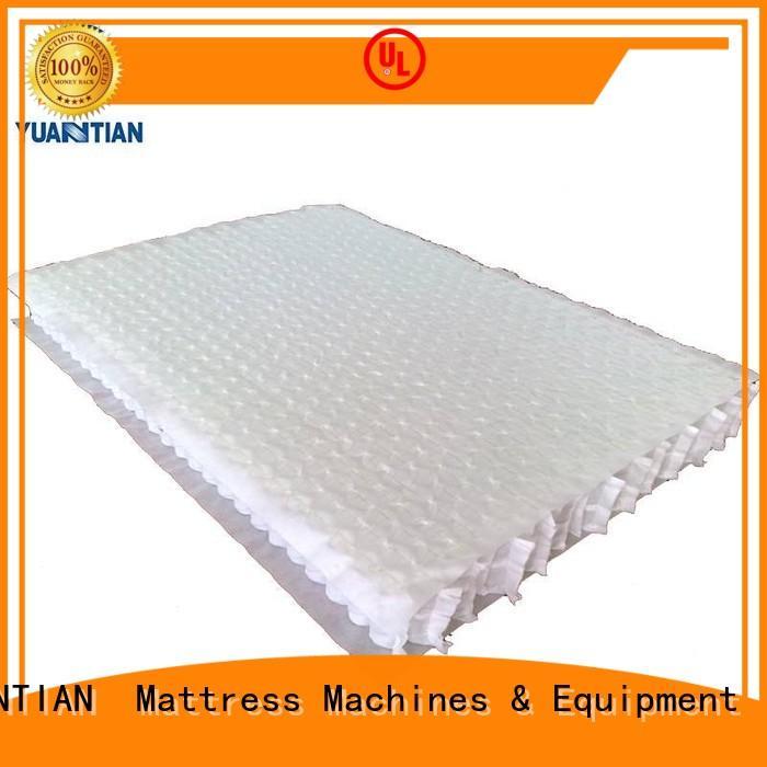 mattress innerspring unit covers workforce YUANTIAN Mattress Machines