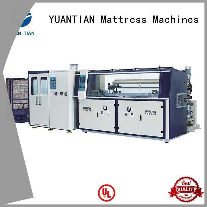 bonnell unit bonnell spring machine YUANTIAN Mattress Machines