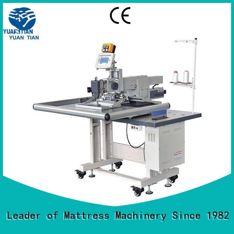YUANTIAN Mattress Machines quality mattress sewing machine manufacturers from manufacturer factory