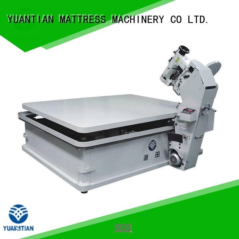 YUANTIAN Mattress Machines Brand edge mattress tape edge machine