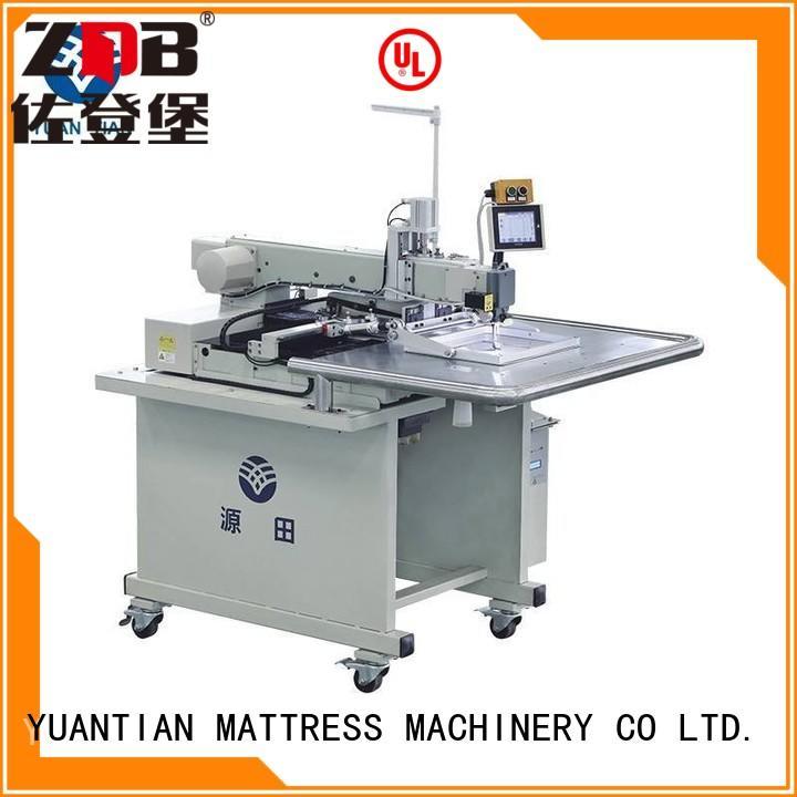 YUANTIAN Mattress Machines mattress sewing machine manufacturers factory price workforce