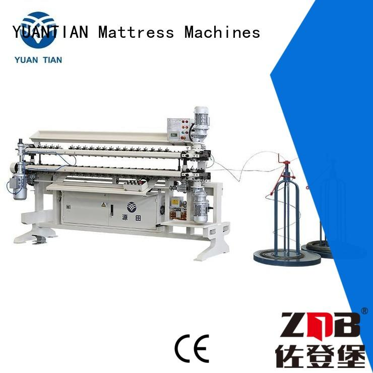 fine- quality Bonnell Spring Assembly Machine producer yuantian