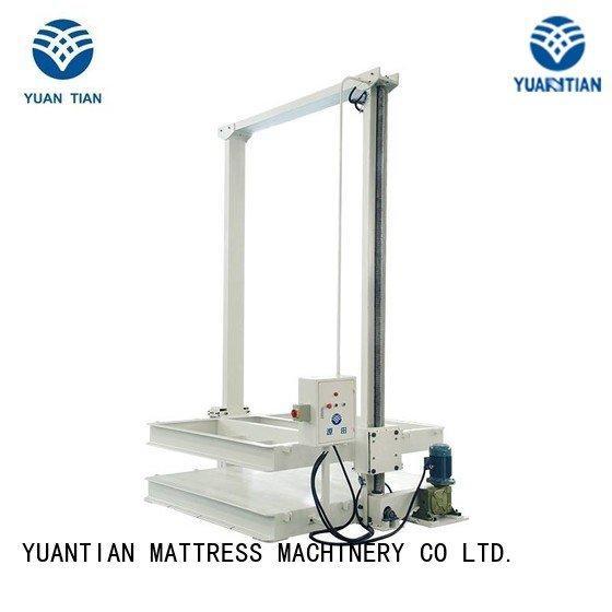 YUANTIAN Mattress Machines foam mattress making machine packing bz3 jb2