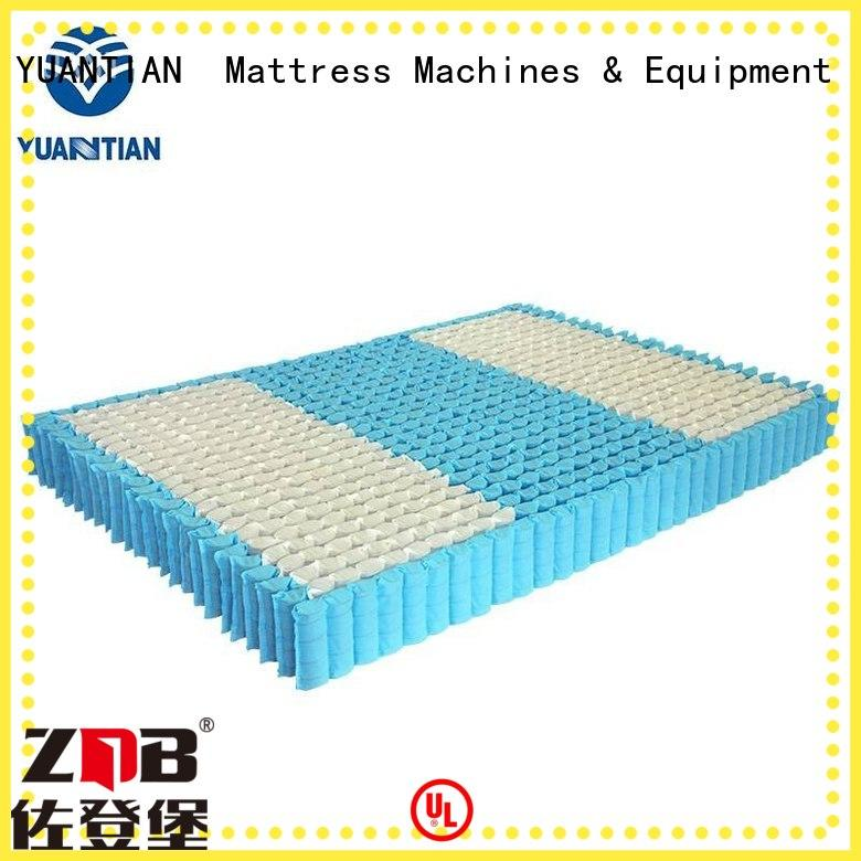 mattress spring unit workshop  YUANTIAN Mattress Machines