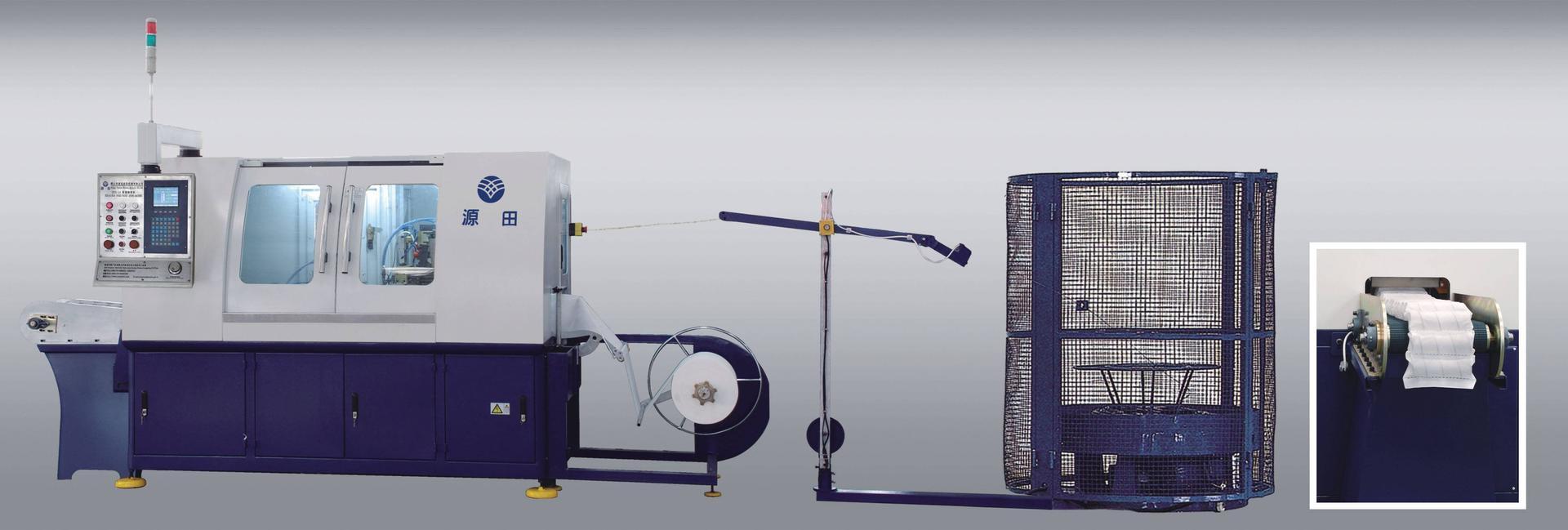 DZG-1A数控袋装弹簧机