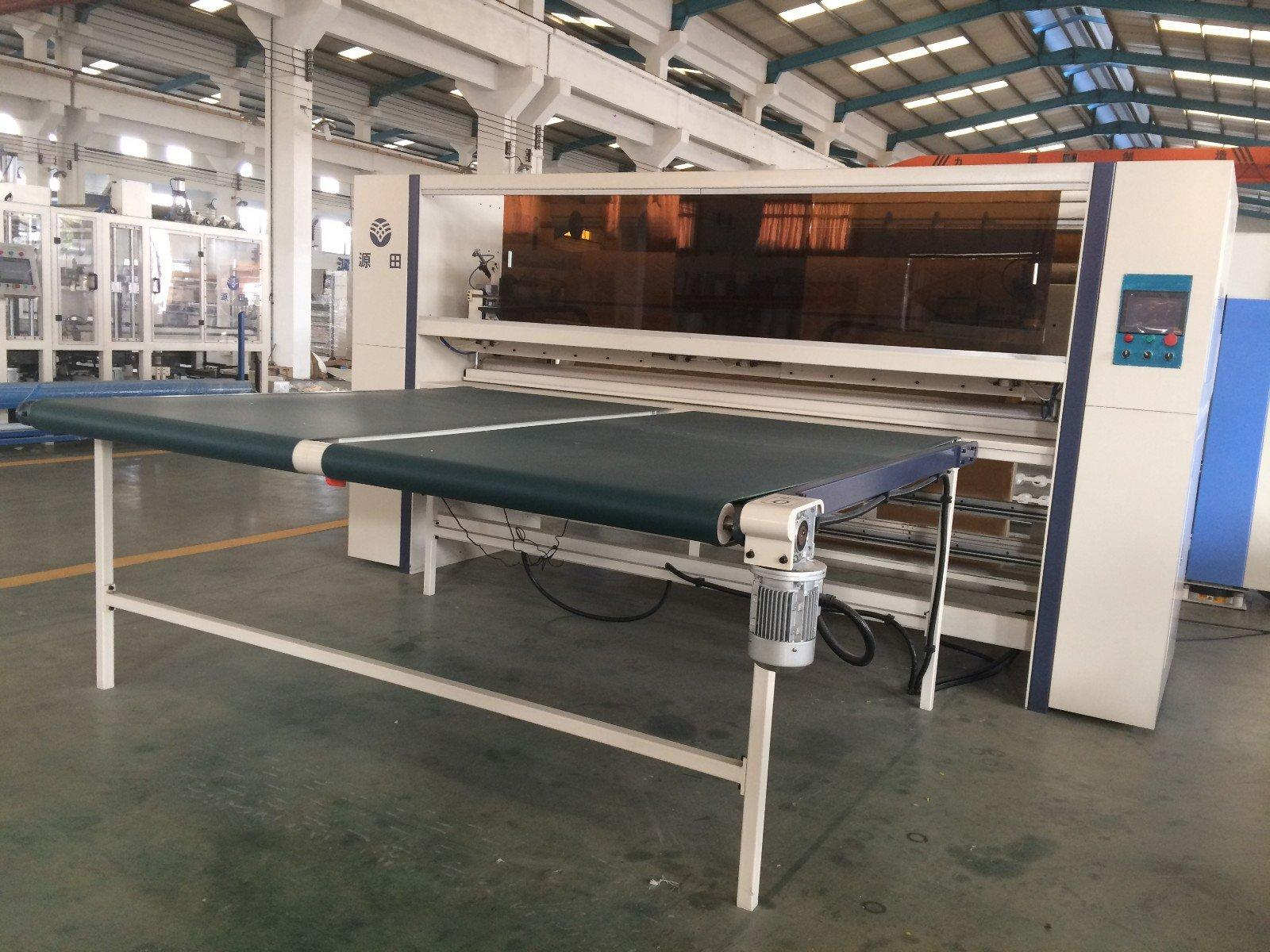 cutting mattress Mattress Cutting Machine YUANTIAN Mattress Machines Brand