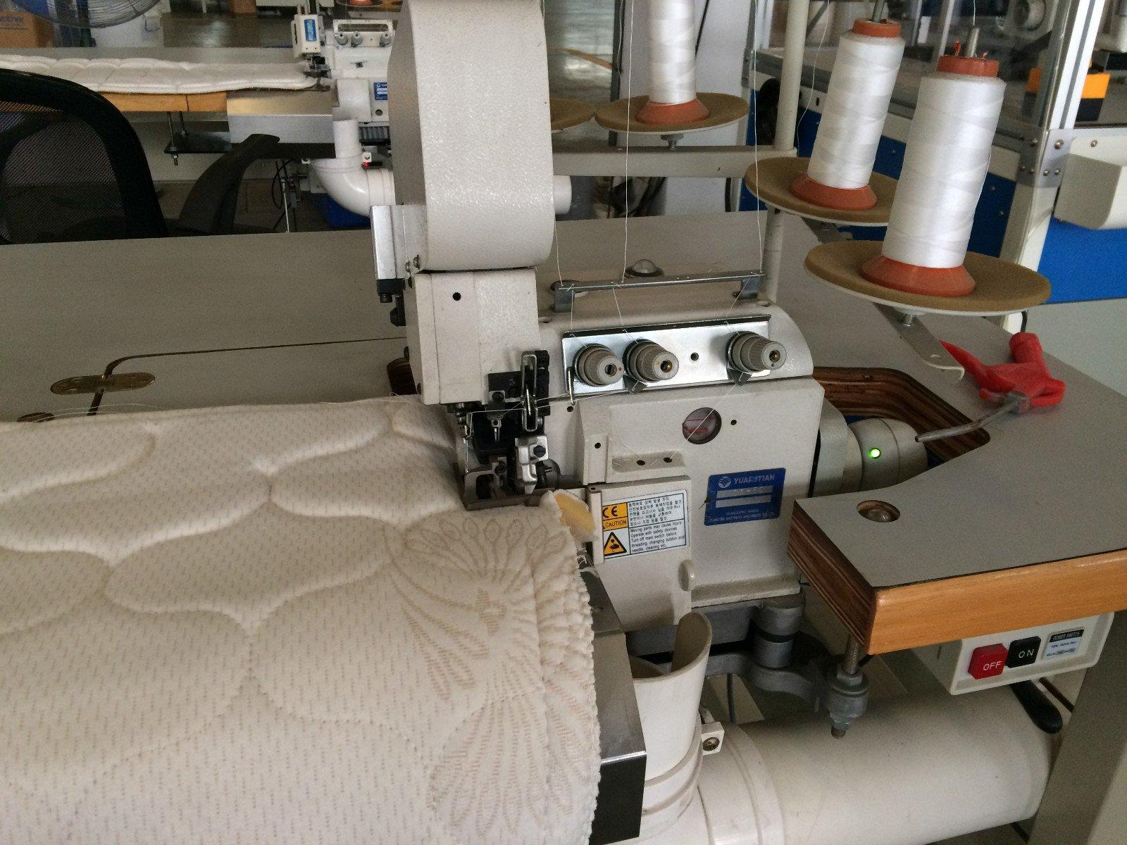 Wholesale mattress Mattress Flanging Machine YUANTIAN Mattress Machines Brand