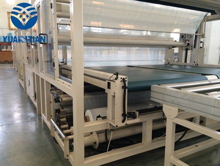 Hot mattress packing machine mattress YUANTIAN Mattress Machines Brand