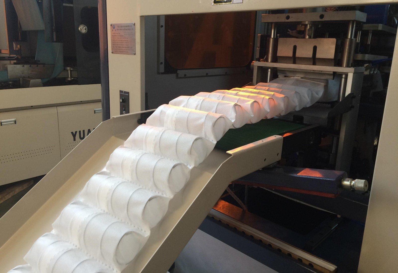Hot machine Automatic Pocket Spring Machine pocketspring YUANTIAN Mattress Machines Brand