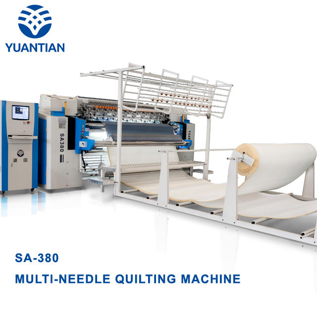 Yuantian SA-380 High Speed Multi Needle Quilting Machine