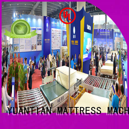 mattress Auto Mattress Conveyor Production Line transfer conveyor