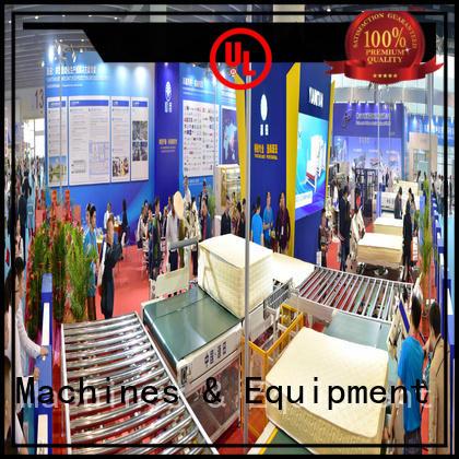 production line transfer YUANTIAN Mattress Machines Brand Auto Mattress Conveyor Production Line