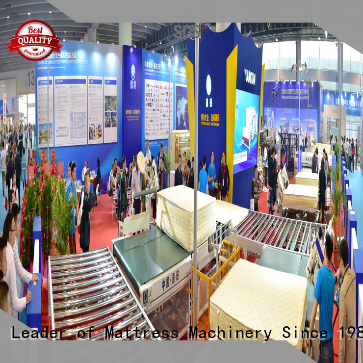 YUANTIAN Mattress Machines Auto Mattress Conveyor Production Line line production automatic transfer