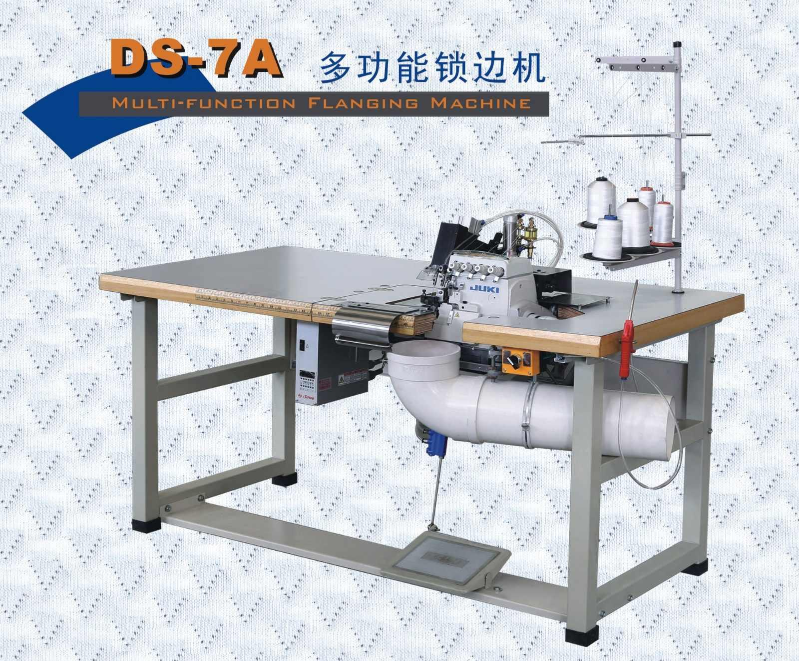 YUANTIAN Mattress Machines advanced double serge machine for wholesale easy-operation-2