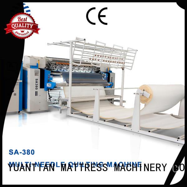 mattress Mattress Quilting Machine certifications faculty