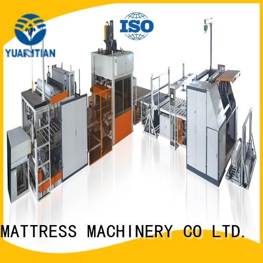 YUANTIAN Mattress Machines mattress recycling machine vendor workshop