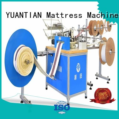 YUANTIAN Mattress Machines superior Mattress Sewing Machine buy now easy-operation