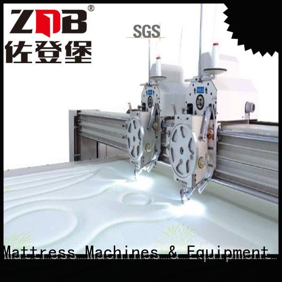 double quilting machine for mattress equipment easy-operation