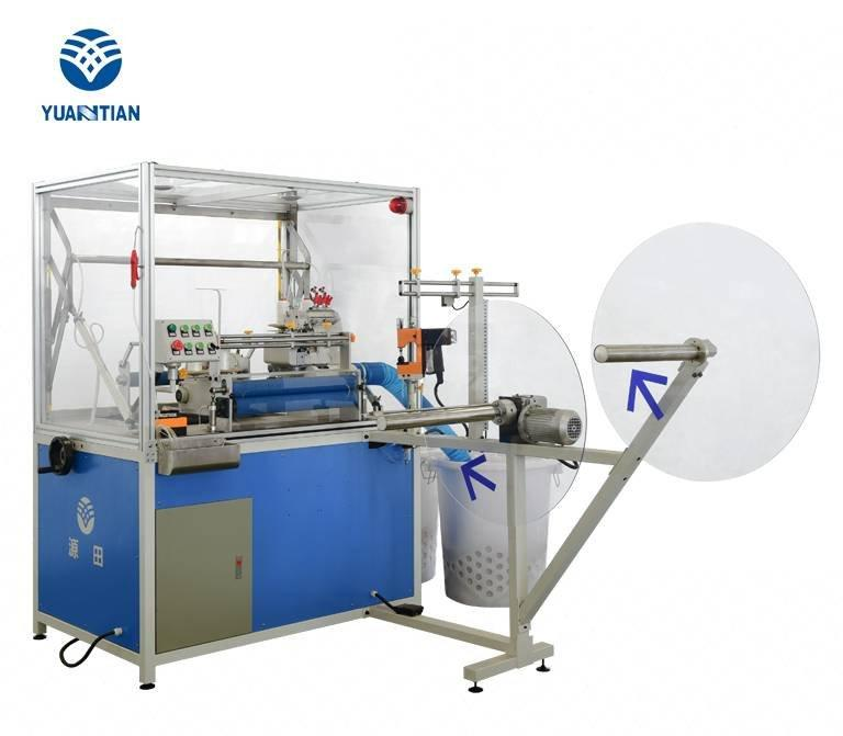 DSS-0840 Double Heads Flanging Machine