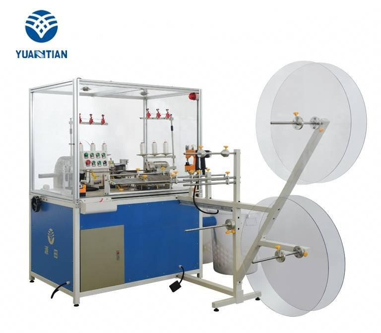 DSS-0850 Multi-Function Double Heads Flanging Machine