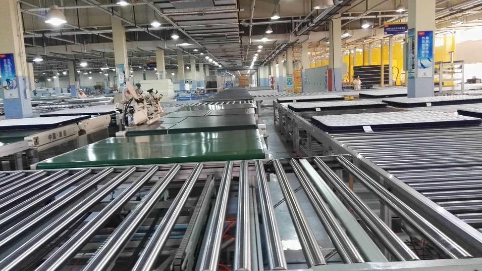 Auto Mattress Production Line Conveyor